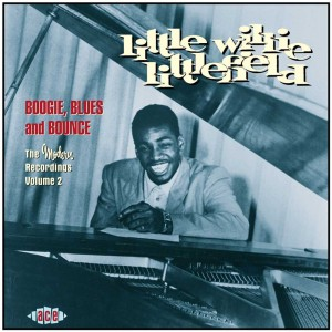 Little Willie Littlefield The Modern Recordings-DVCHD-1056